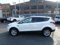 2019 White Platinum Ford Escape SEL 4WD  photo #6