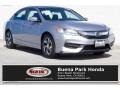 Lunar Silver Metallic 2016 Honda Accord LX Sedan