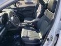 Black Front Seat Photo for 2019 Subaru Impreza #135653794