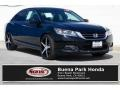 Crystal Black Pearl 2014 Honda Accord EX-L V6 Sedan