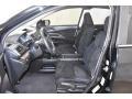 2012 Crystal Black Pearl Honda CR-V EX 4WD  photo #8