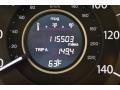 2012 Crystal Black Pearl Honda CR-V EX 4WD  photo #15