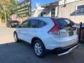 2014 White Diamond Pearl Honda CR-V EX-L AWD  photo #6