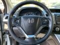2014 White Diamond Pearl Honda CR-V EX-L AWD  photo #10