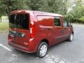 Deep Red Metallic - ProMaster City Wagon SLT Photo No. 6