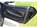 2008 Ferrari 599 GTB Fiorano Black Interior Door Panel Photo