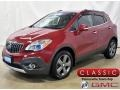 Ruby Red Metallic 2014 Buick Encore Convenience AWD