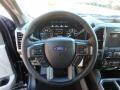 Medium Earth Gray Steering Wheel Photo for 2020 Ford F150 #135698880