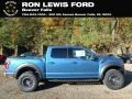 2020 Ford Performance Blue Ford F150 SVT Raptor SuperCrew 4x4 #135691325