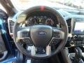 2020 Ford Performance Blue Ford F150 SVT Raptor SuperCrew 4x4  photo #15