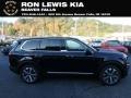 Ebony Black 2020 Kia Telluride S AWD