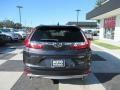 2019 Modern Steel Metallic Honda CR-V Touring AWD  photo #4