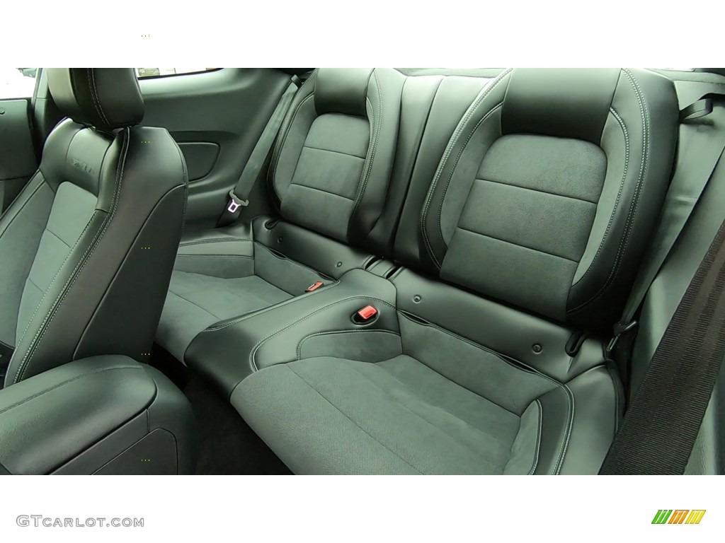 2019 Mustang Shelby GT350 - Kona Blue / GT350 Ebony Leather/Miko Suede photo #20