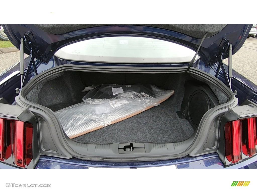 2019 Mustang Shelby GT350 - Kona Blue / GT350 Ebony Leather/Miko Suede photo #23