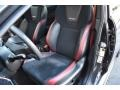 Carbon Black Front Seat Photo for 2018 Subaru WRX #135735020