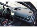 Carbon Black Dashboard Photo for 2018 Subaru WRX #135735113