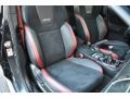 Carbon Black Front Seat Photo for 2018 Subaru WRX #135735152