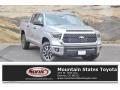 2020 Silver Sky Metallic Toyota Tundra SR5 CrewMax 4x4 #135745140