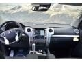 2020 Toyota Tundra Black Interior Dashboard Photo