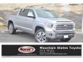 2020 Silver Sky Metallic Toyota Tundra 1794 Edition CrewMax 4x4 #135745150