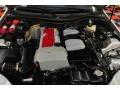 2001 Brilliant Silver Metallic Mercedes-Benz SLK 230 Kompressor Roadster  photo #32