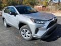 Silver Sky Metallic 2020 Toyota RAV4 LE AWD