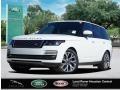 2020 Fuji White Land Rover Range Rover HSE #135745385
