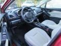 Ivory Interior Photo for 2019 Subaru Impreza #135767243