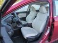 Ivory Front Seat Photo for 2019 Subaru Impreza #135767342