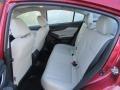 Ivory Rear Seat Photo for 2019 Subaru Impreza #135767489