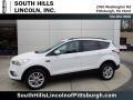 2017 Oxford White Ford Escape SE #135780596