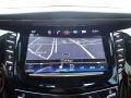 2020 Cadillac Escalade Shale Interior Navigation Photo