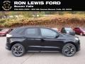 Agate Black 2020 Ford Edge ST AWD