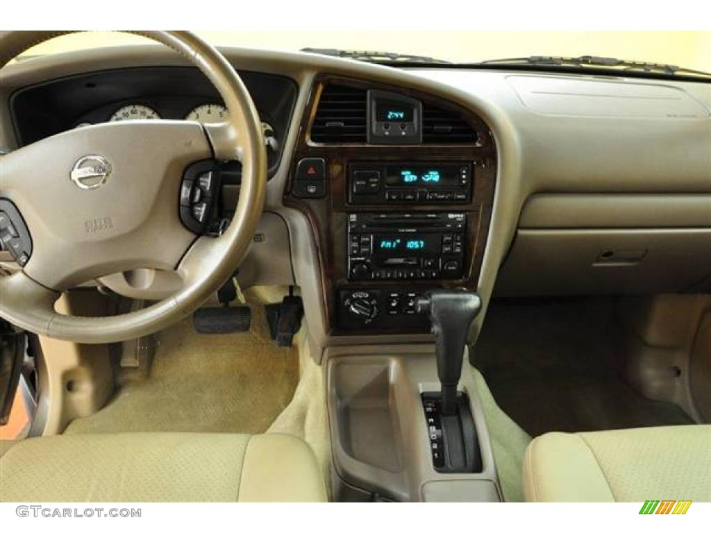 2002 Bronzed Gray Metallic Nissan Pathfinder Le 4x4 13529105 Photo 14 Car