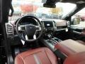 2020 Magma Red Ford F150 Platinum SuperCrew 4x4  photo #15
