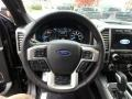 Black Steering Wheel Photo for 2020 Ford F150 #135787142