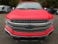 2020 Race Red Ford F150 Lariat SuperCrew 4x4  photo #7