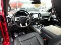 Black Interior Photo for 2020 Ford F150 #135787643