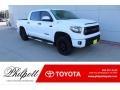 2017 Super White Toyota Tundra TRD PRO CrewMax 4x4 #135780712