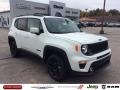 2020 Alpine White Jeep Renegade Latitude 4x4 #135780741