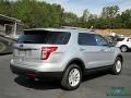 2013 Ingot Silver Metallic Ford Explorer XLT 4WD  photo #5