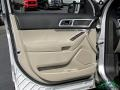 2013 Ingot Silver Metallic Ford Explorer XLT 4WD  photo #29