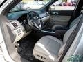 2013 Ingot Silver Metallic Ford Explorer XLT 4WD  photo #30