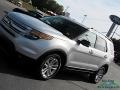 2013 Ingot Silver Metallic Ford Explorer XLT 4WD  photo #33