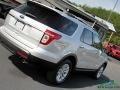 2013 Ingot Silver Metallic Ford Explorer XLT 4WD  photo #35