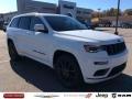 Bright White 2020 Jeep Grand Cherokee Overland 4x4