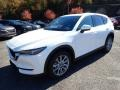 Snowflake White Pearl Mica - CX-5 Grand Touring AWD Photo No. 5