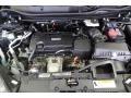 2019 Crystal Black Pearl Honda CR-V LX AWD  photo #12