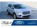2017 Ingot Silver Ford Escape SE #135814146