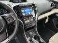 2020 Subaru Ascent Warm Ivory Interior Controls Photo